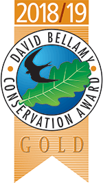 Widemouth Bay Caravan Park David Bellamy Conservation Award - Gold