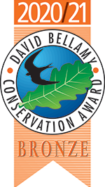 Sandy Glade Holiday Park David Bellamy Conservation Award - Bronze