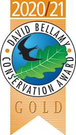St Ives Holiday Village David Bellamy Conservation Award - Gold