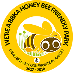 David Bellamy Conservation Award - Honey Bee Friendly