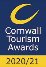 Trelawne Manor Holiday Park Cornwall Tourism Award - Commended