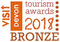 South Bay Holiday Park Devon Tourism Award - Bronze