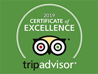 South Bay Holiday Park Trip Advisor Certificate of Excellence